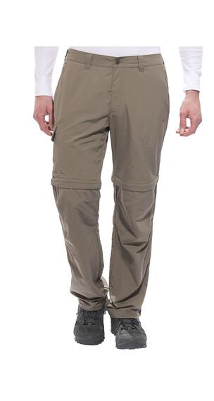 axant Alps - Pantalon zip homme - beige